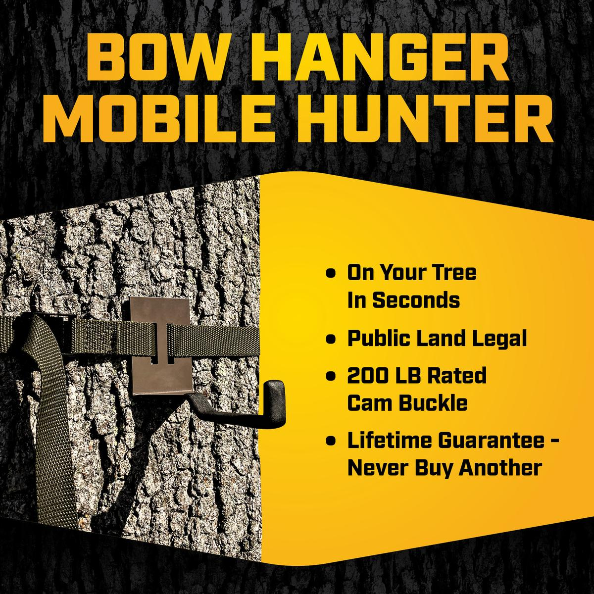 BOW HANGER MOBILE HUNTER